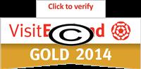 Gold award 2014